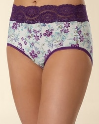 Super Soft Lace Modern Brief