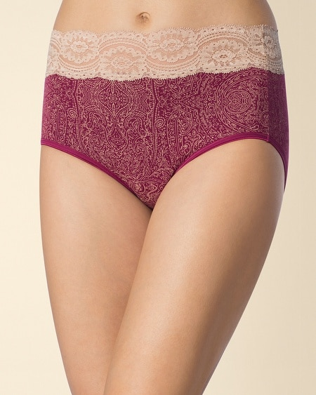 Lace Modern Brief