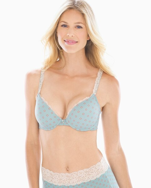 3aa4f49bf9334 Return to thumbnail image selection Push Up Lace Trim Bra video preview  image