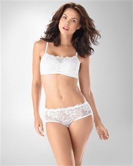 Oh My Gorgeous Brianna Unlined Lace Cami Bra