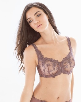 Sensuous Lace Unlined Bra