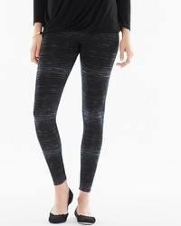 Live. Lounge. Wear. Leggings Striation Black