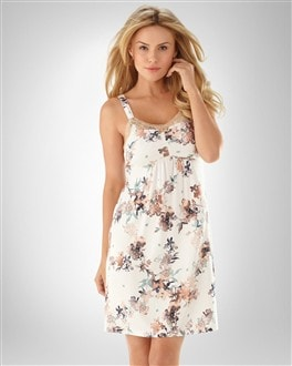 Embraceable Cool Nights Fruition Ivory Chemise