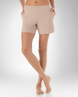 Embraceable Cool Nights Swoon Peachy Short