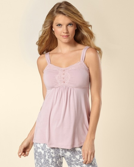 Sleep Cami Rosette