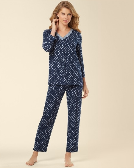 Cardigan Pajama Set Little Star