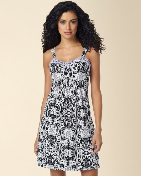 Sleep Chemise Lullaby Scroll