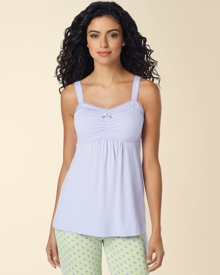 Lace Sleep Cami Lavender