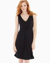 Leota Sleeveless Charlotte Dress Black