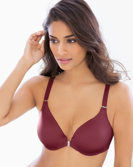 Full Coverage Front Close Bra