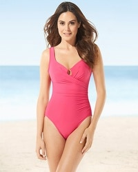 Miraclesuit Escape One Piece Swimsuit