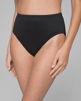 Miraclesuit Basic High Waist Swim Bottom