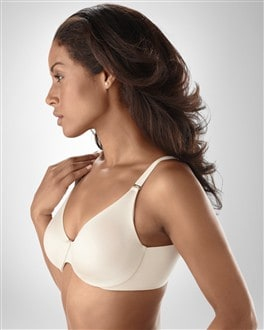 Vanishing Back Unlined Nicole Bra