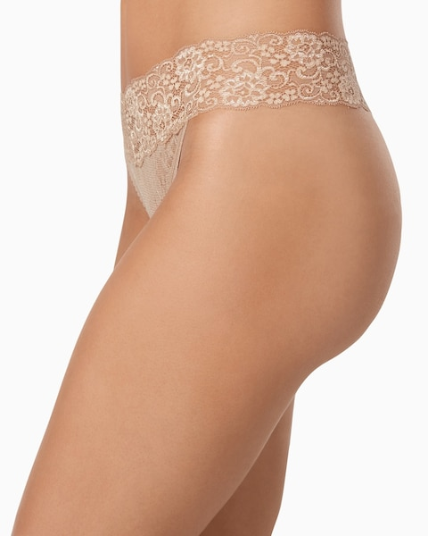 505fd064e797 Return to thumbnail image selection Allover Lace Thong