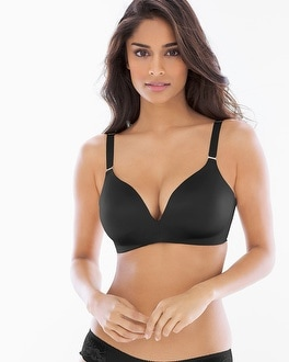 Vanishing Back Wireless Bra