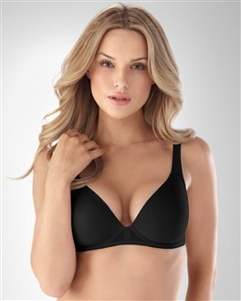 Average Coverage Flexible Underwire Bra