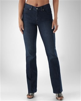 Miraclebody Denim Samantha Boot Leg Jean