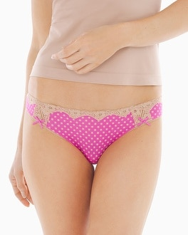 Embraceable Lace Thong