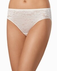 Vanishing Edge Floral Lace Hipster