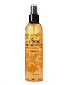 Soma Sensualities Soymilk & Orange Flower Refreshing Mist