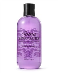 Soma Sensualities Blackberry & Iris Rejuvenating Wash