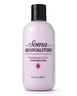 Soma Sensualities Blackberry & Iris Hydrating Lotion