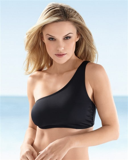 Veronica Brett Post Surgical One-Shoulder Bikini Top