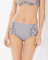Sensuous Lace Modern Brief