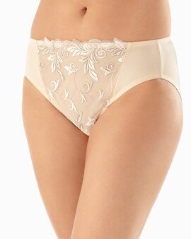 daeaeb188b440 Soma Intimates. Sensuous Lace High Leg Brief