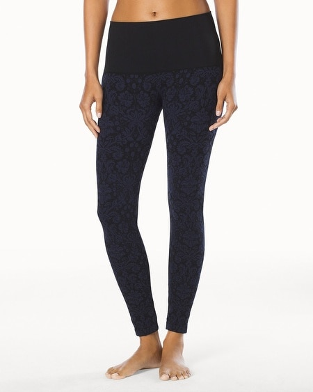 Slimming Legging Baroque Navy