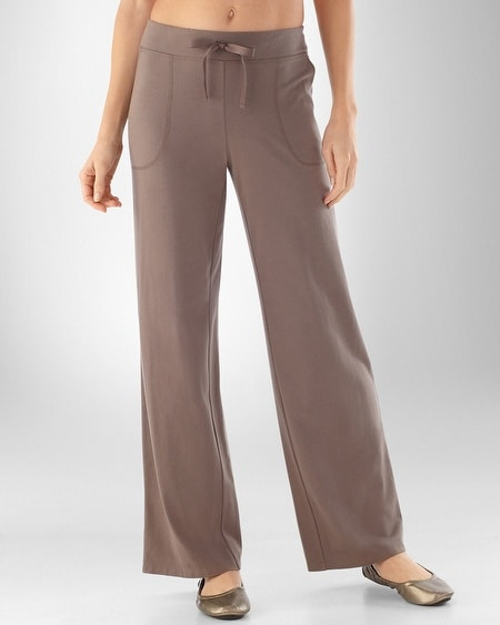 Soft Cotton Drawstring Pant