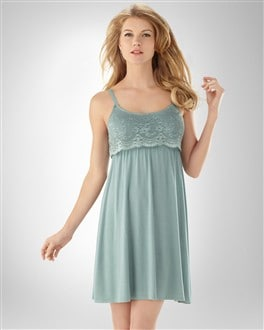 Embraceable Cool Nights Bandeau Chemise