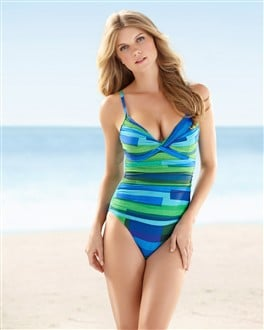 La Blanca Blue Horizon One Piece