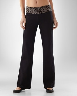Perfect Lounge Contrast Waistband Pant