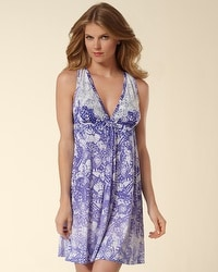 Midnight By Carole Hochman Wings Of Love Chemise