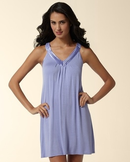 Midnight By Carole Hochman Love Letters Chemise/ Sizes: 1X-3X