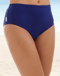 Captiva High Waist Swim Bottom