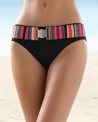 Captiva Tropical Bay Stripe Hipster