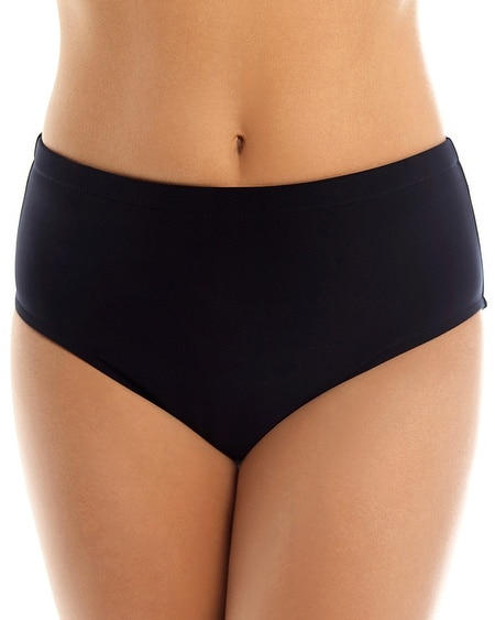 Classic High Waist Swim Bottom