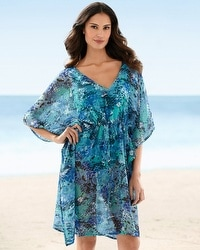 Magicsuit Abstract Dot Caftan