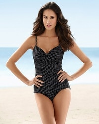 Miraclesuit Pin Point Rialto DD Cups One Piece