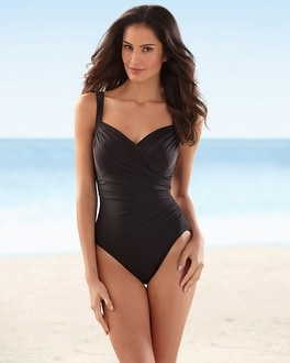 Miraclesuit Must Haves Sanibel DD Cup One Piece