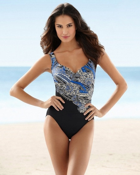 Miraclesuit Amici One-Piece Swimsuit