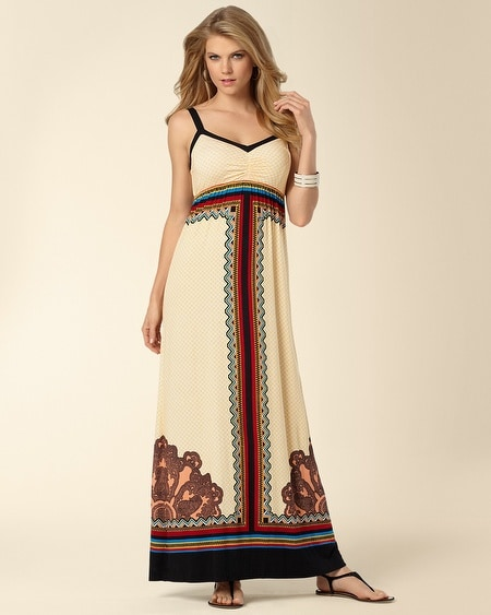 Empire Traditions Maxi Dress