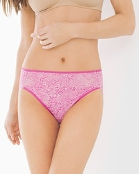 Vanishing Tummy High Leg Brief