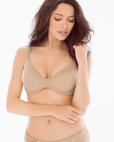 Full Coverage Unlined Nursing Bra