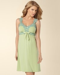 Embraceable Alluring Margarita Short Gown