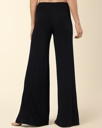 Embraceable Black Wide Leg Pant