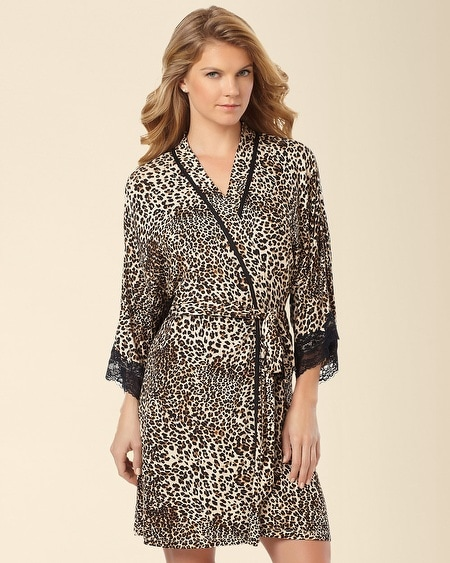 In Bloom by Jonquil Wrap Leopard