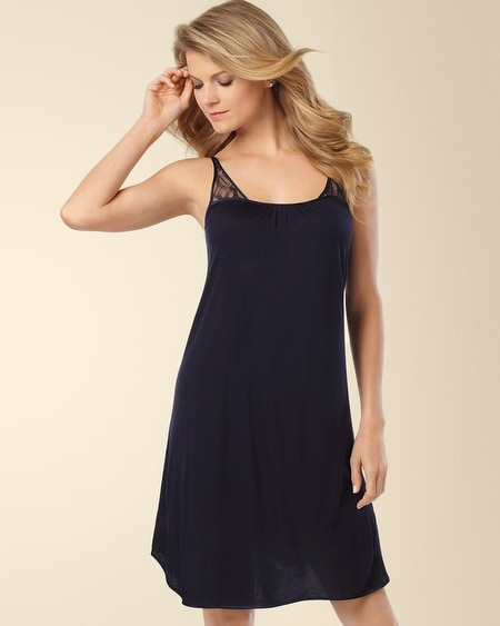 Always on My Mind Sleep Chemise Midnight